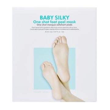 Holika Holika Baby Silky Foot One Shot Peeling Fotpeeling, 40 ml