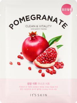It'S Skin The Fresh Mask Sheet Pomegrante Ansiktsmask. 20 g