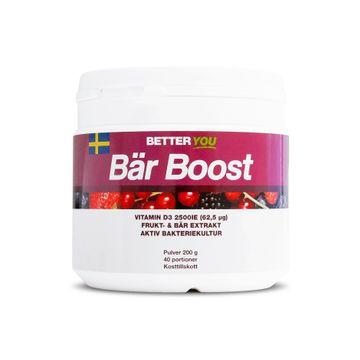 Better You Bär Boost Pulver Naturell Pulver, 200 g