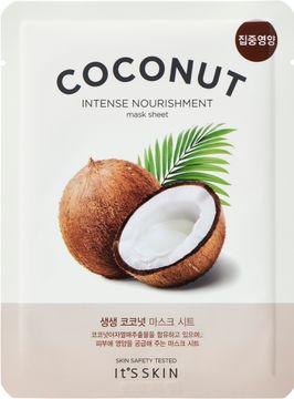 It'S Skin The Fresh Mask Sheet Coconut Ansiktsmask. 18 g