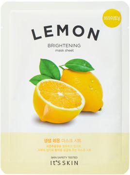 It'S Skin The Fresh Mask Sheet Lemon Ansiktsmask. 18 g