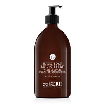 c/o Gerd Hand Soap Lingonberry Handtvål, 500 ml