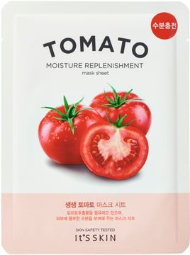 It'S Skin The Fresh Mask Sheet Tomato Ansiktsmask. 18 g