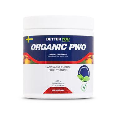 Better You Organic Pwo Red Lemonade Pulver, 300 g