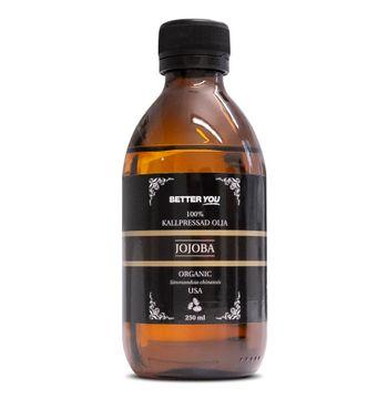 Better You Jojobaolja Eko Kallpressad Olja, 250 ml