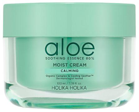 Holika Holika Aloe Soothing Essence Moist Cream Ansiktskräm, 100 ml