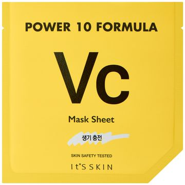 It'S Skin Power 10 Formula Mask Sheet VC Ansiktsmask. 25 ml