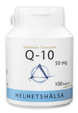 Helhetshälsa Q-10 100 kapslar