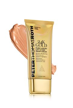 Peter Thomas Roth 24k Gold Pure Luxury Lift & Firm Prism Cream Primer, 50 ml