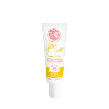 Pulpe de Vie Feel On The Beach Gradual Self-Tanning Face Care Brun utan sol, 30 ml