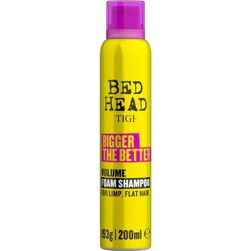 Tigi Bigger the Better Foam Shampoo Schampo, 200 ml