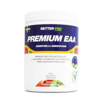 Better You Premium Eaa Jordgubb/Kiwi Pulver, 480 g