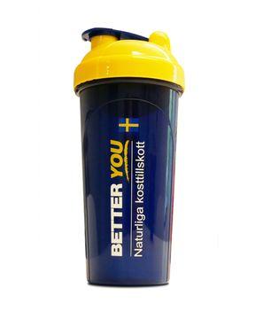 Better You Eko-Shaker Marin Blå Shaker