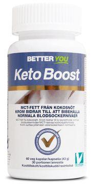 Better You Keto Boost Kapslar, 60 st