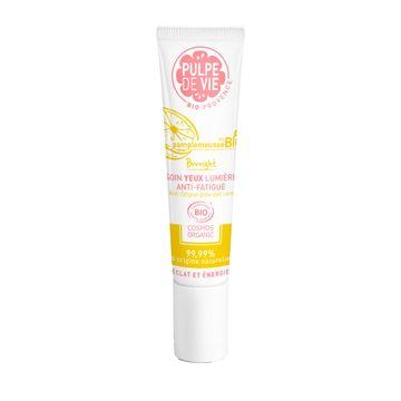 Pulpe de Vie Brrright Anti-Fatigue Glow Eye Care Ögonkräm, 15 ml