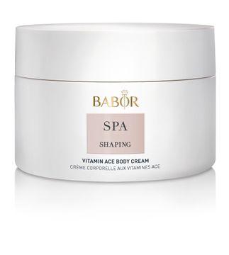 BABOR Shaping Vitamin ACE Body Cream Hudkräm, 200 ml