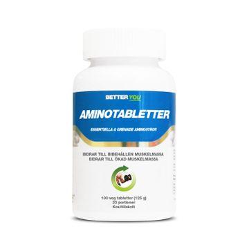 Better You Amino Tabletter Tablett, 100 st
