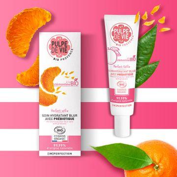 Pulpe de Vie Perfect Selfie Moisturizing Cream With Prebiotic Ansiktskräm, 40 ml