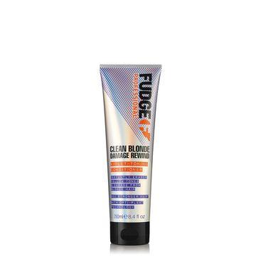 Fudge Clean Blonde Damage Rewind Violet Conditioner Balsam, 250 ml