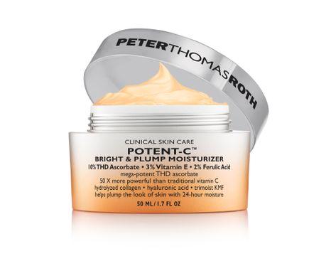 Peter Thomas Roth Potent-C™ Bright & Plump Moisturizer Ansiktskräm, 50 ml