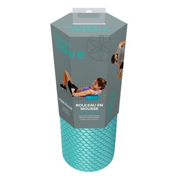 Gaiam Restore Compact Foam Roller Massageroller, 1 st