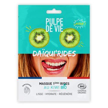 Pulpe de Vie Daqui'Rides 1st Wrinkles Sheet Mask Ansiktsmask, 20 ml