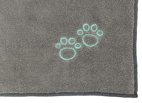 Trixie Handduk Microfiber Top-Fix Handduk, 1 st