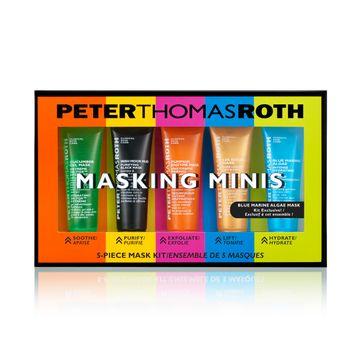 Peter Thomas Roth Masking Minis Ansiktsmask-kit, 70 ml