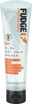 Fudge Blow Dry Aqua Primer Stylingkräm, 150 ml