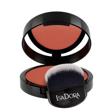 Isadora Nature Enhanced Cream Blush 30 Apricot Nude Rouge, 3 g