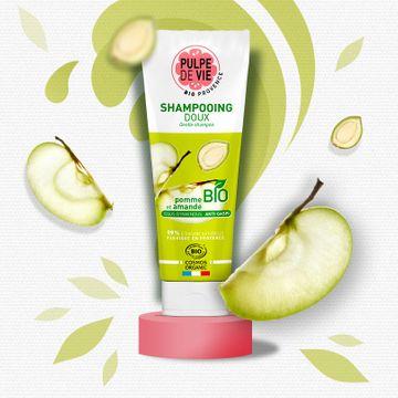 Pulpe de Vie Pompompidoux Gentle Shampoo Schampo, 250 ml