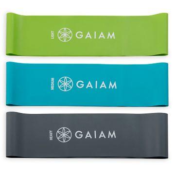 Gaiam Restore Loop Band Kit Träningsband, 1 st
