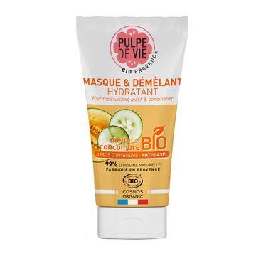 Pulpe de Vie Chapeau Melon Hair Mosturizing Mask Hårinpackning, 150 ml