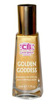 Cocoa Brown Golden Goddess Oil Kroppsolja. 50 ml