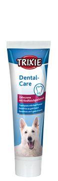 Trixie Tandkräm med Köttsmak Tandkräm för djur, 100 g