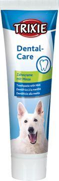 Trixie Tandkräm med Mintsmak Tandkräm för djur, 100 g