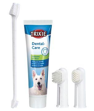 Trixie Tandvårdset Tandvård för djur, 1 st
