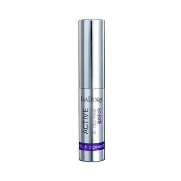 Isadora Active All Day Wear Lipstick 12 Hot Rose Läppstift, 1,6 g