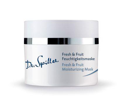 Dr Spiller Fresh & Fruit® Moisturizing Mask Ansiktsmask, 50 ml