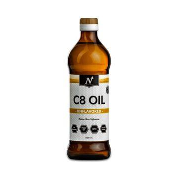 Nyttoteket C8 Oil Olja, 500 ml