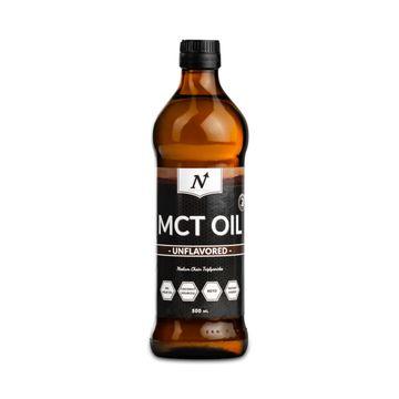 Nyttoteket MCT Oil Olja, 500 ml