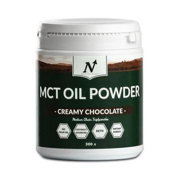 Nyttoteket MCT Oil Powder Creamy Chocolate Pulver, 300 g