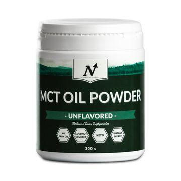 Nyttoteket MCT Oil Powder Unflavored Pulver, 300 g