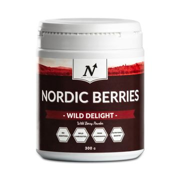Nyttoteket Nordic Berries Pulver, 300 g