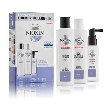Nioxin Trial Kit System 5 Hårvårds-kit, 150+150+50 ml