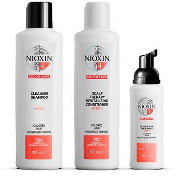 Nioxin Loyalty Kit System 4 Hårvårds-kit, 300+300+100 ml