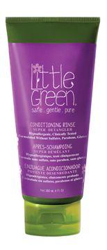 Little Green Conditioning Rinse Balsam, 180 ml