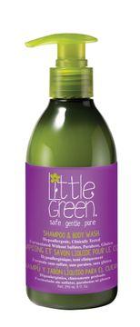Little Green Shampoo & Body Wash Schampo, 240 ml