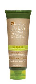 Little Green Lice Guard Gel Hårstyling, 125 ml