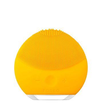 FOREO LUNA Mini 2 Sunflower Yellow Ansiktsborste